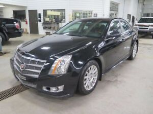 2010 Cadillac Berline CTS Toit-ouvrant