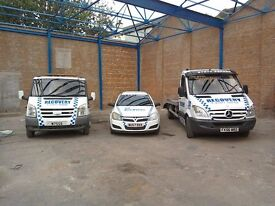 24 hour recovery breakdown service, call Danny 07877328664, scrap car collection, bury manchester
