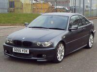 2005 (55) BMW 3 SERIES 2.0 320CD M SPORT - PX (DIESEL,AUDI,BMW,EVO,CHEAP,VRS)