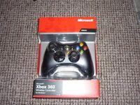 Xbox 360 Wireless Controller (Windows/Xbox360) Like New!
