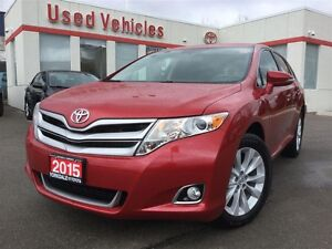 2015 Toyota Venza ONLY 13K, AWD, 1 OWNER LEASE R