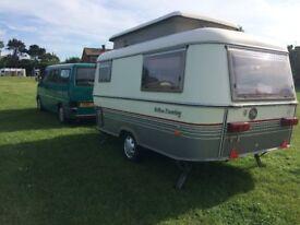 Eriba Triton 420 caravan 1994