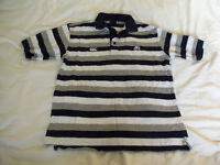 Scotland canterbury rugby shirt top size small striped worn a few time