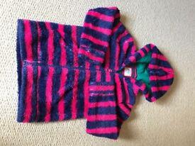 Mini Boden fleece jacket Age 9-10 years