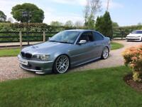 BMW e46 320d M-Sport coupe