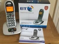 BT 4000 Big Button Cordless Telephone