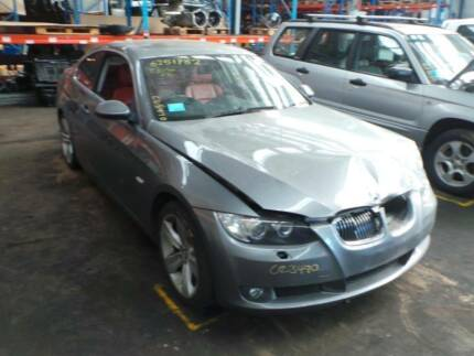 WRECKING 2007 BMW 3 SERIES 2.5 AUTOMATIC COUPE (C23470) Lansvale Liverpool Area Preview