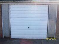 Secure Single car garage Overton Greenock