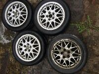 Wollswagen Alloys steel tyre