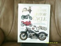 THE ULTIMATE MOTOR CYCLE BOOK, SUPERB PHOTO-CATALOGUE OF BIKES.