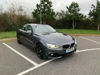 BMW 4 SERIES 2.0 T SPORT STEP COUPE SERVICE HISTORY NEW MOT