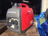 Honda eu20i generator