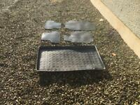 Renault Clio boot tray and Mats