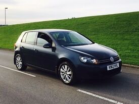 2012 VW Golf 2.0 TDI BlueMotion Tech Match 5dr diesel**GOOD SPEC**ONE OWNER A3 LEON