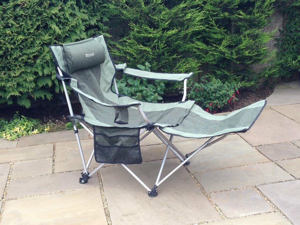 back directors duty fishing chair heavy chairs deluxe itm high seat folding camping padded luxury
