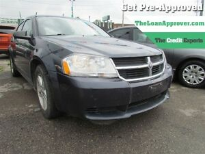2008 Dodge Avenger SXT * AFFORDABLE VEHICLES * GREAT RATES