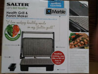 grill and panninni maker kitchen cooker