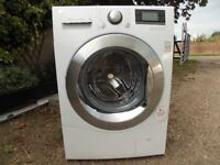 LG washing machine 12kg load in very good condition .