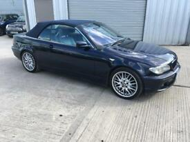 BMW 330Ci SE Convertible Auto