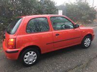 2000 Nissan Micra 1.0L NEW MOT
