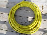Yellow Coated Copper Tubing