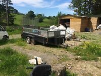 plant trailer 3500kg