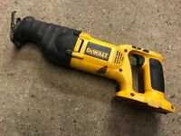 Dewalt 18v reciprocating saw