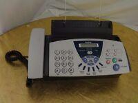 Fax machine Brother T106 - telephone, fax, copier