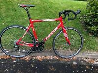 Giant SCR 4 Road Bike. Large frame. Carbon forks