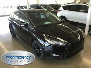 2016 FORD FOCUS SEDAN SE, FULL GAR.