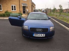 An Excellent Audi TT, 1.8 Litre Petrol, Manual, 2005 Model, Very Well Maintained