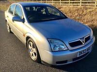 Vauxhall Vectra Club 1.8L, Full Service History, September 2017 MOT, excellent Condition