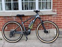 Voodoo Bizango-E Shimano Electric Mountain Bike eBike e-Bike