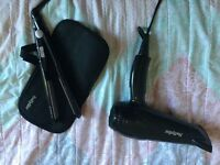 BARELY USED Hair Straightener and Dryer for sale