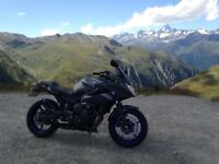 Yamaha XJ6 Diversion, With Extras, reluctant sale