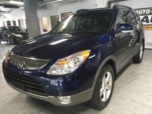2010 Hyundai Veracruz GLS - CUIR - AWD