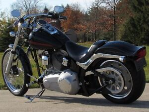 2007 harley-davidson FXST Softail   $4,000 In Options and Custom London Ontario image 4