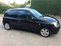 Renault Clio 1.2 iMusic 51,000 Very Low Miles FSH 56 Plate ..Exceptional Car