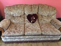 Free three seated sofa