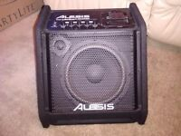 Alesis Transactive Drummer amplifier 50w RMS for Electric Drum Kit / electronic keyboard amp