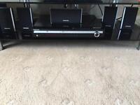 Samsung DVD player with surround sound