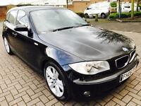 BMW 118d SPORTS,2006,2.0 Diesel,F.BMW.SV.HSTRY,2 KEYS,2 OWNRS,1 YR MOT,3M WARRANTY!!