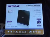 Netgear r6250 cable router boxed