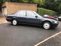 1991 Honda Accord 2.2i 16v 4ws cb7 blue classic