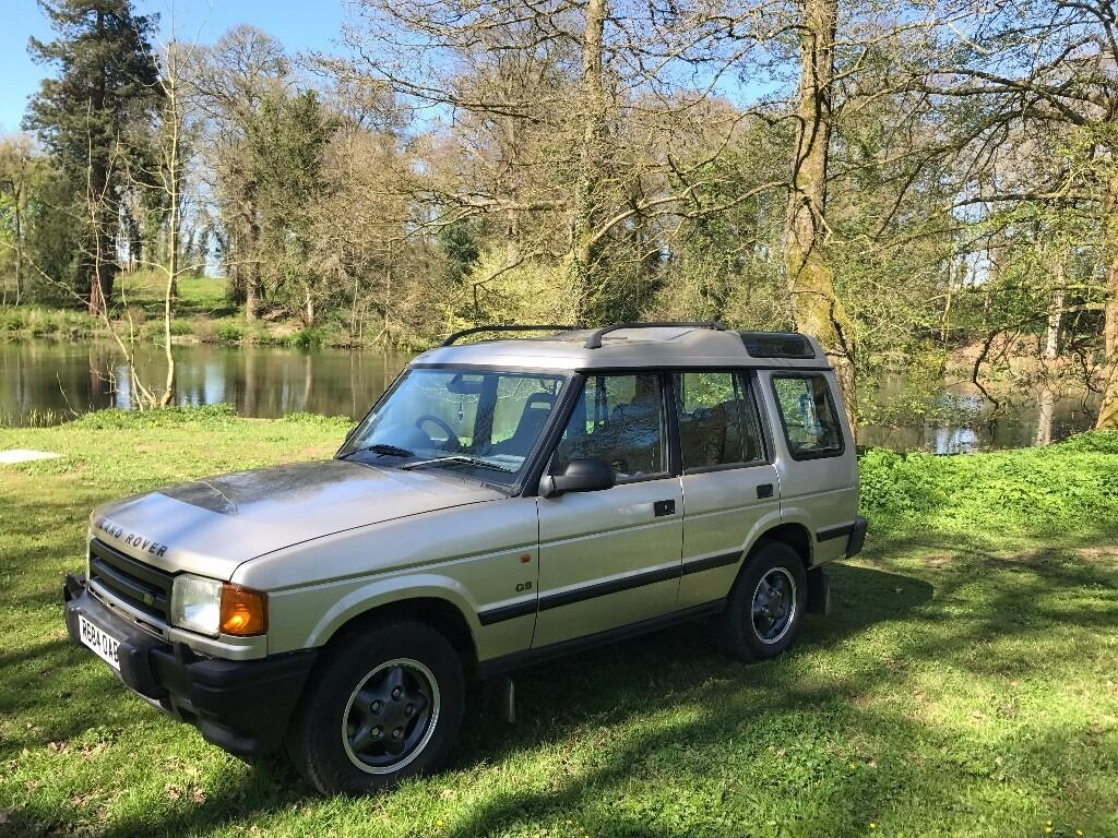 Land Rover Discovery 1 300tdi Manual