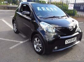 2009 TOYOTA IQ FREE TO TAX IDEAL FIRST CAR LOW INSURANCE GROUP PART EXCHANGE WELCOME