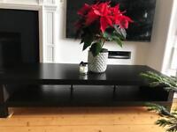 IKEA TV console unit/coffee table