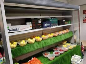 Display fridge for shops