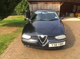 Alfa Romeo 156 2.0 Twin Spark Estate