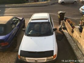 .1994 vauxhall Astra 1.4 high tour q